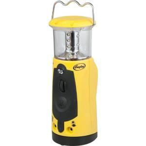 Freeplay Laterne Indigo Plus Kurbel-Taschenlampe mit 9 weißen Leuchtdioden