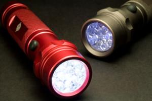 Reinigung - Taschenlampe