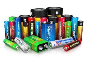 Akku oder Batterien - Taschenlampe