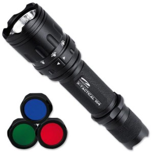 LiteXpress LED-Taschenlampe X-Tactical 104