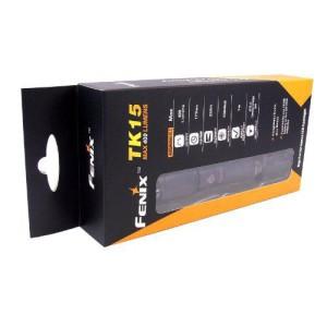 Fenix TK15 Verpackung