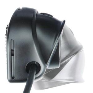Stirnlampe, Hochleistungs-LED bis zu 195 Lumen, inkl. Kopfband , schwarz, LXL 205001