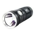 ® Cool White 1050-Lumen Wasserfest LED Taschenlampe